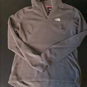 The North Face woman's fleece size M